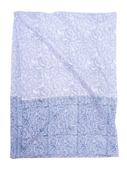 Birds of Paradise Tablecloth - Blue