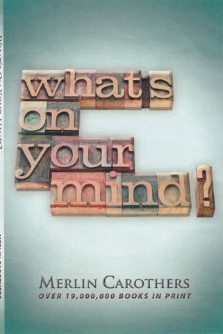 What's on Your Mind? on CD