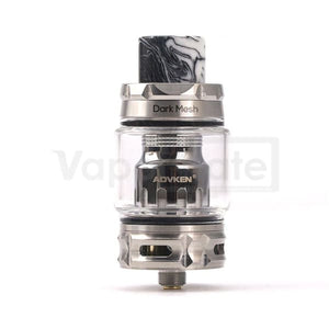 Advken Dark Mesh Tank Glass Fat Boy | 6Ml Clear