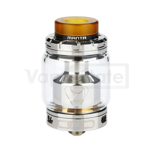 Advken Manta Rta Tank Glass Fat Boy | 5Ml Clear