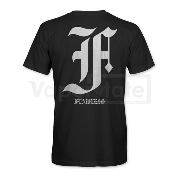Flawless Old School T-Shirt S Clothing