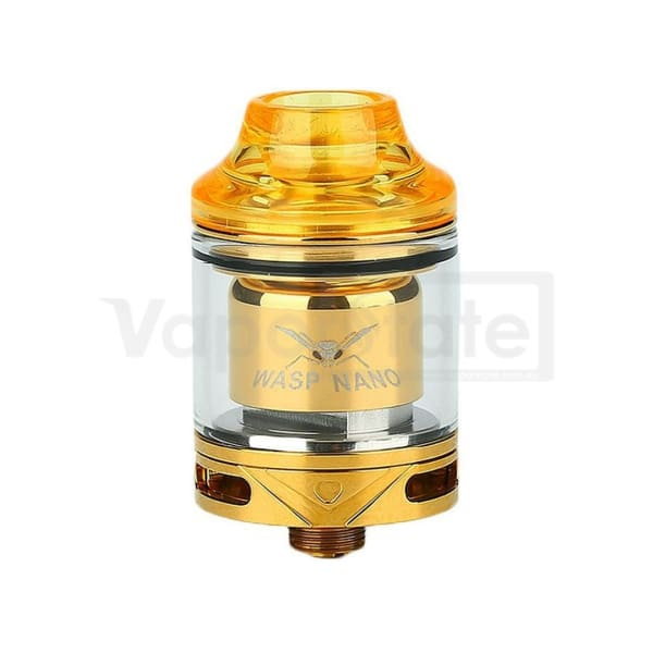 Oumier Wasp Nano Rta Tank Glass Standard | 2Ml Clear