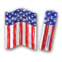 Vaporstate 18650 Battery Wrap American Flag Wraps