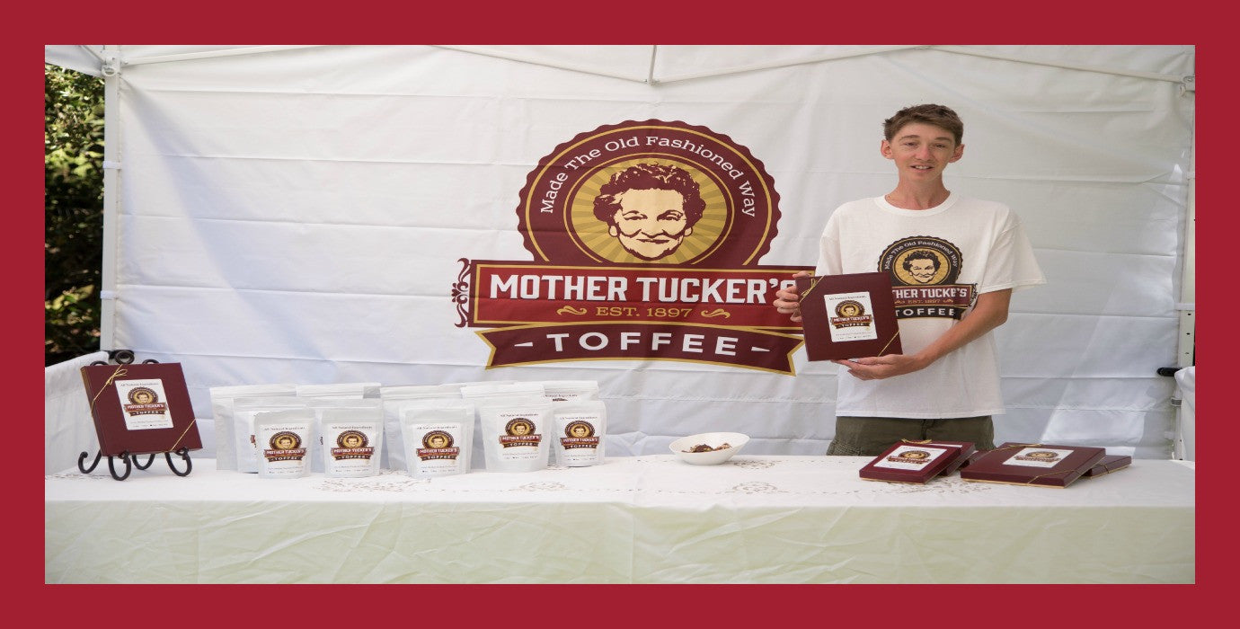 Mother Tucker's Toffee - Our Founder