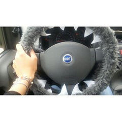 monster steering wheel cover customer fiat