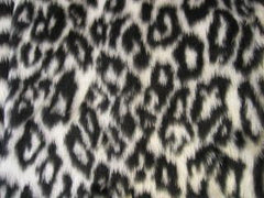 1 pair of faux fur fuzzy print seatbelt pads choose your print from a choice of leopard print zebra tiger cheetah cow bee - Poppys Crafts  - 11