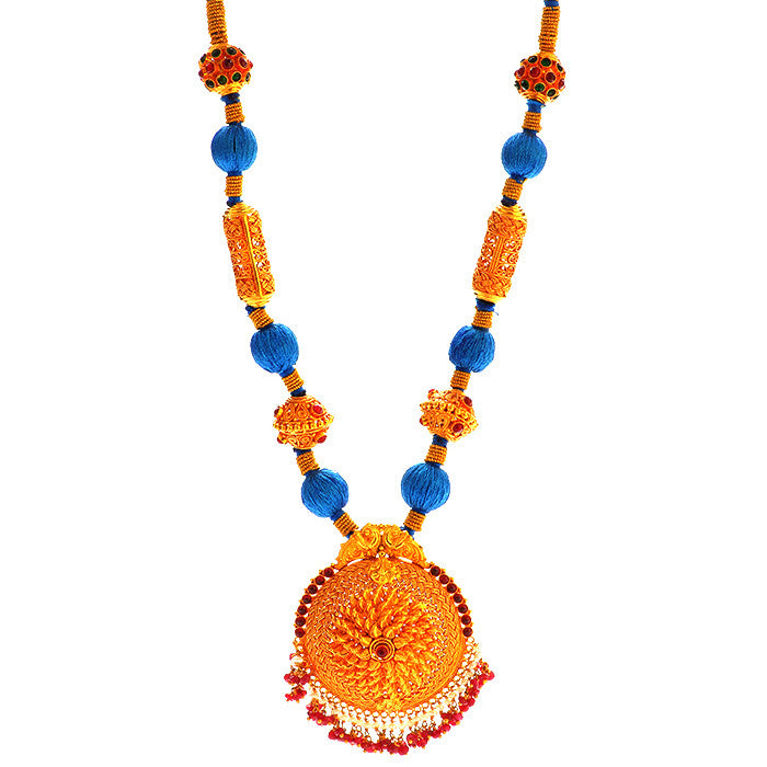Exclusive Temple Necklace