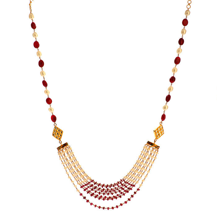 Multi Layer Design Necklace
