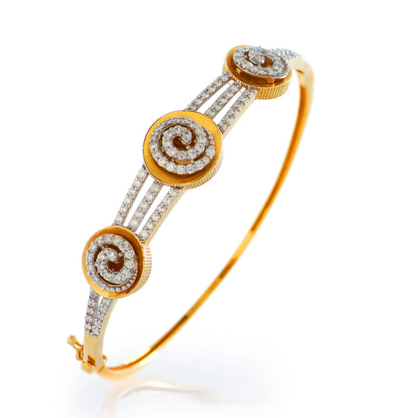 Intricare Design Diamond Bracelet – Govind Dande and Sons