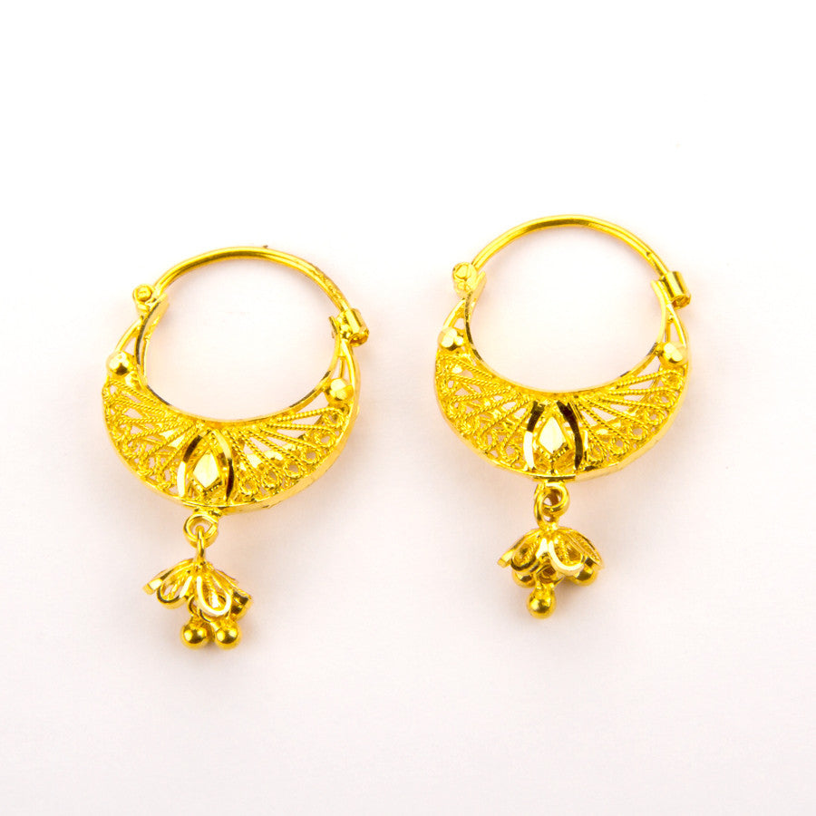 Chandbaali  Designer Earrings