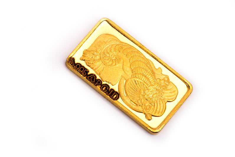 24 k Gold Biscuit