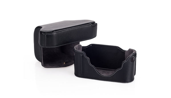 Leica Ever Ready Case M/M-P (Typ 240) with small front, black - Inside View