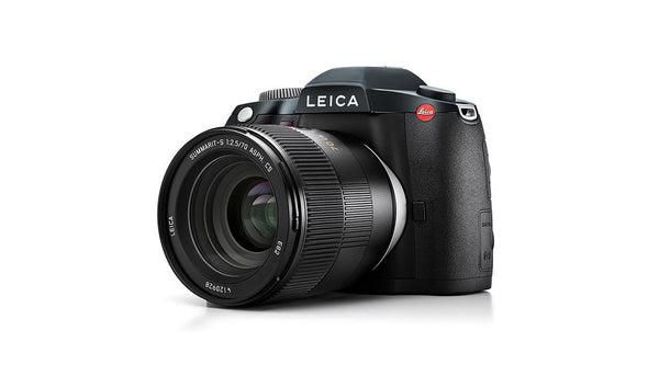 Leica S-E (Typ 006) - Camera - Front View