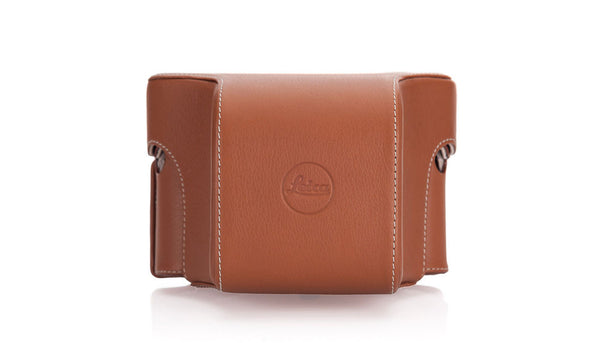 Leica Ever Ready Case M/M-P (Typ 240) with small front, cognac