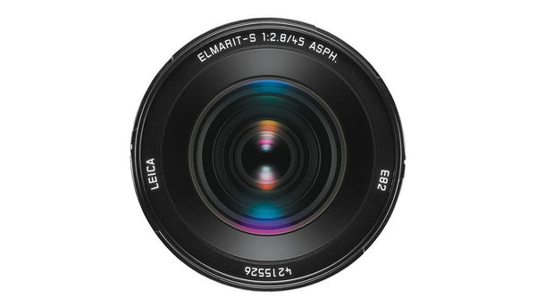 Leica Elmarit-S 45mm f/2.8 ASPH - Front View