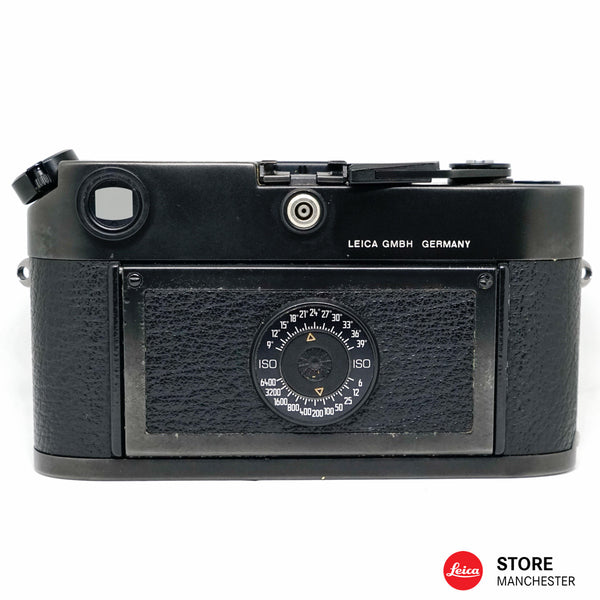 Leica M6 Black Chrome