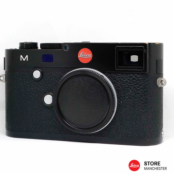 Leica M (Typ 240) Black Paint