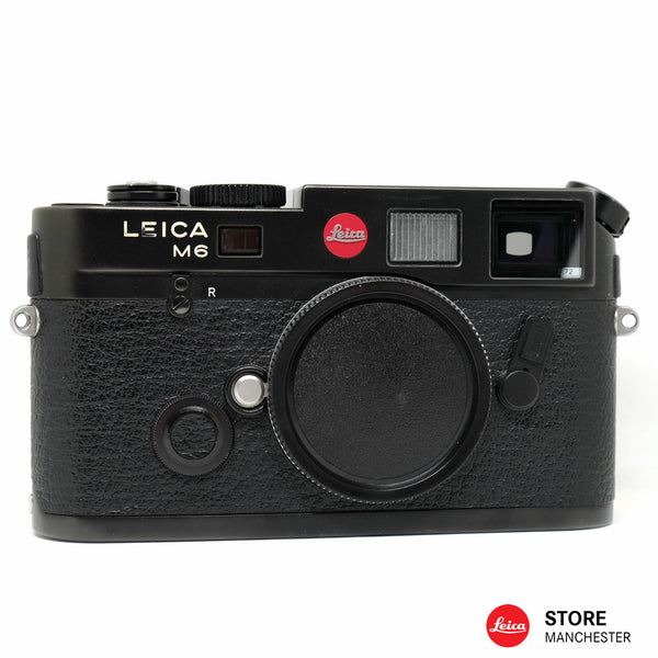 Leica M6 Black Chrome TTL