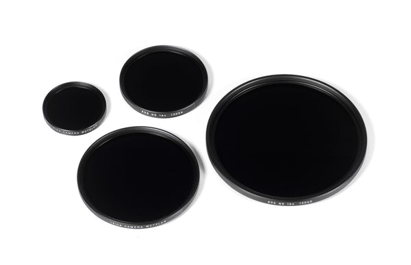 Neutral Density filters (ND 16x)