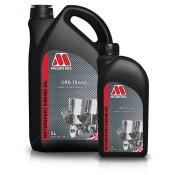 Millers Oils CRO 10W-40 Competition Running In Oil | Universal