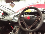 Dream Automotive Steering Wheel Re-Trimming | Honda Civic Type R | FK2 2.0T K20C1 | 2015-2016