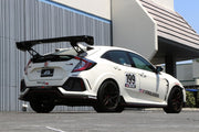 APR GTC-300 Type R Spec Wing | Honda Civic Type R | FK8 2.0T K20C1 | 2017+