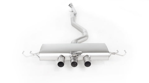 REMUS FK8 Cat-back Sport Exhaust System