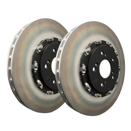 Genuine Honda 2-Piece Front Brake Discs 2020 Spec | Honda Civic Type R | FK2/FK8 2.0T K20C1 | 2015+