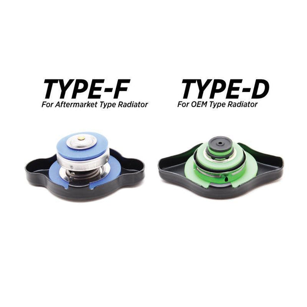 Hybrid Racing Performance Radiator Cap | Honda Civic FK7 / FK8