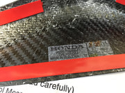 Genuine Honda Carbon Fibre Console Decoration | Honda Civic Type R | FK2 2.0T K20C1 | 2015-2016 | LHD Only