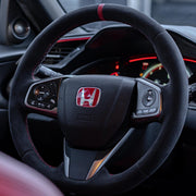 Dream Automotive Steering Wheel Re-Trimming | Honda Civic Type R | FK8 2.0T K20C1 | 2017+