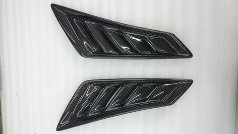 Carbon Fender Vents