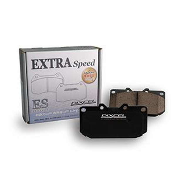 Dixcel ES Type Extra Speed Front Brake Pads | Honda Civic Type R | FK2/FK8 2.0T K20C1 | 2015+