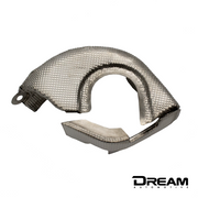 Dream Automotive Hard Lagged Turbo Heatshield | Honda Civic Type R | FK2/FK8 2.0T K20C1 | 2015+