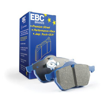 EBC Bluestuff NDX Race Rear Brake Pads | Honda Civic Type R | FK8 2.0T K20C1 | 2017+