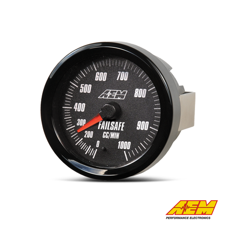 AEM Electronics Water/Methanol Injection Failsafe Gauge