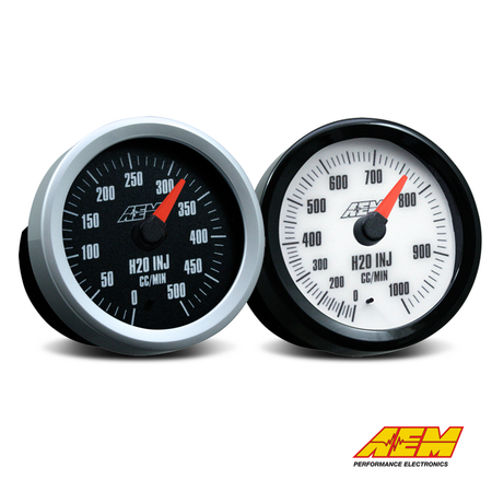 AEM Electronics Water/Methanol Injection Flow Gauge