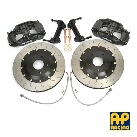 AP Racing Pro 5000 R Radi-CAL 'Essex Racing Designed' Competition Brake Kit | Honda Civic Type R | FK2/FK8 2.0T K20C1 | 2015+
