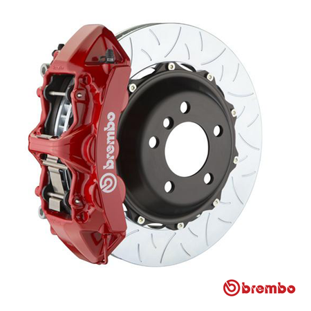 Brembo GT 6 Piston Big Brake Kit | Honda Civic Type R | FK2/FK8 2.0T K20C1 | 2015+