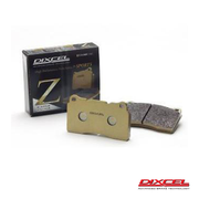 Dixcel Z Type Rear Brake Pads | Honda Civic Type R | FK2/FK8 2.0T K20C1 | 2015+
