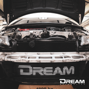 Dream Automotive Front Mount Intercooler | Honda Civic Type R | FK2 2.0T K20C1 | 2015-2016