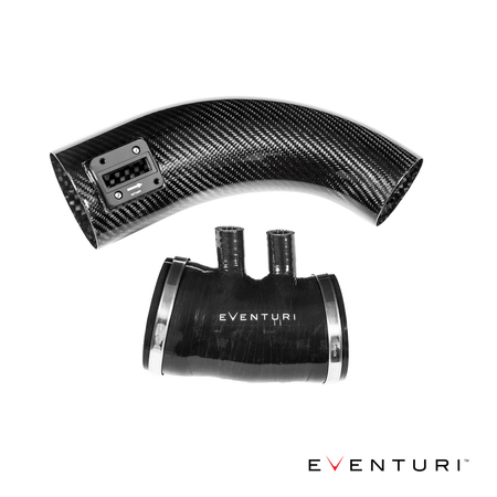 Eventuri Carbon Fibre Intake Pipe | Honda Civic Type R | FK2 2.0T K20C1 | 2015-2016