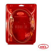 HEL Performance Braided Brake Lines | Honda Civic Type R | FK2 2.0T K20C1 | 2015-2016