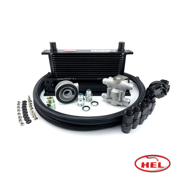 HEL Performance Oil Cooler Kit | Honda Civic Type R | FK2 2.0T K20C1 | 2015-2016