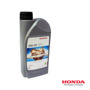 Genuine Honda 0W-20 Type 2.0 Synthetic Engine Oil | Honda Civic Type R | FK2/FK8 2.0T K20C1 | 2015+