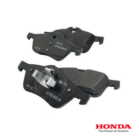 Genuine Honda Rear Brake Pads | Honda Civic Type R | FK2 2.0T K20C1 | 2015-2016