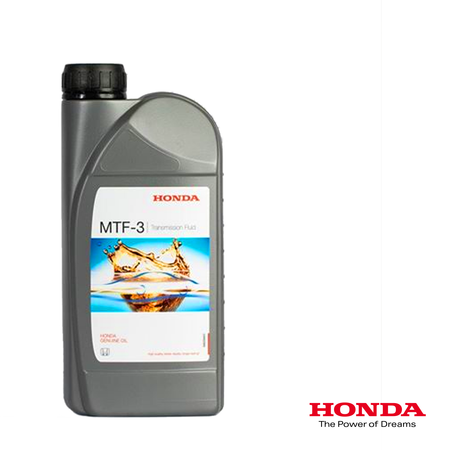 Genuine Honda MTF-3 Manual Transmission Fluid
