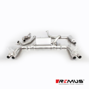 Remus Cat-Back Sport Exhaust System | Honda Civic Type R | FK2 2.0T K20C1 | 2015-2016
