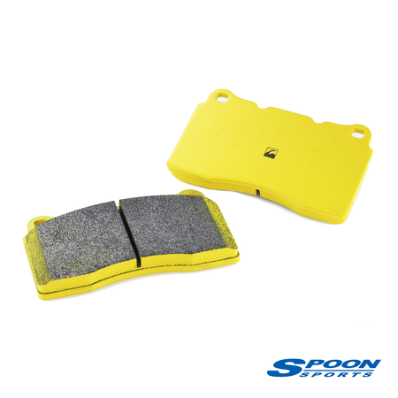 Spoon Sports Front Brake Pads | Honda Civic Type R | FK2/FK8 2.0T K20C1 | 2015+