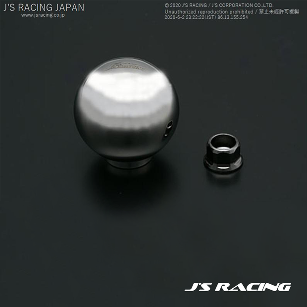 J's Racing Titanium Shift Knob | Honda